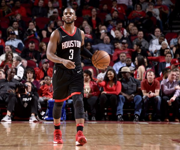 Chris Paul Houston Rockets Recap