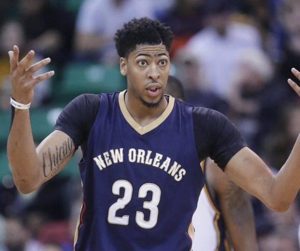 Anthony Davis Blee