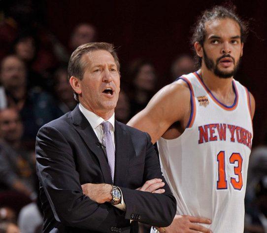 Jeff Hornacek Joakim Noah New York Knicks