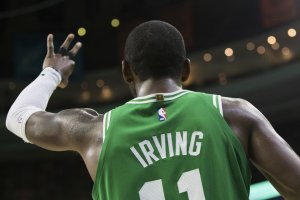 Kyrie Irving na drodze do Brooklyn Nets