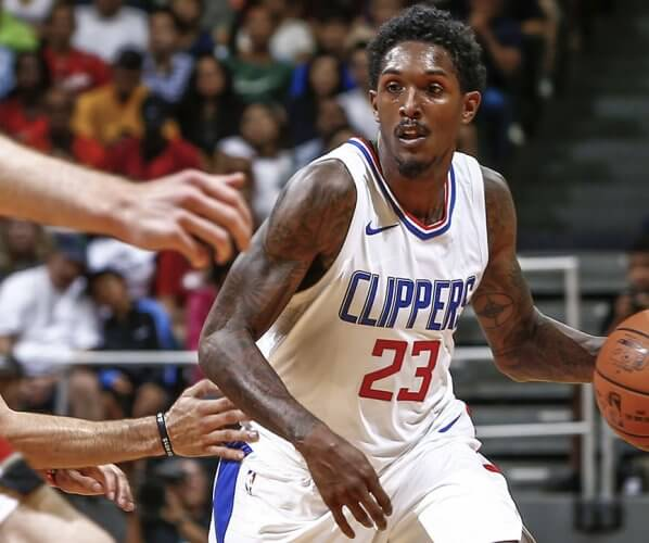Lou Williams Los Angeles Clippers