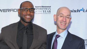 LeBron pewny, że zostanie w przyszłości właścicielem klubu