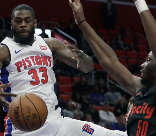 Willie Reed Detroit Pistons