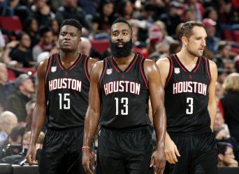 James Harden Houston Rockets recap