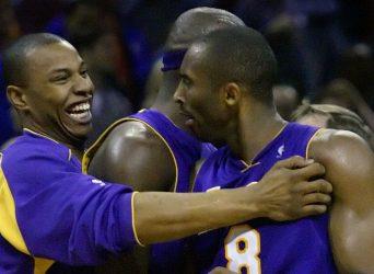 Caron Butler Kobe Bryant Los Angeles Lakers