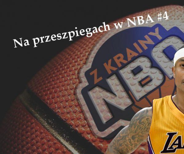 Podcast na przeszpiegach w NBA ISaiah Thomas