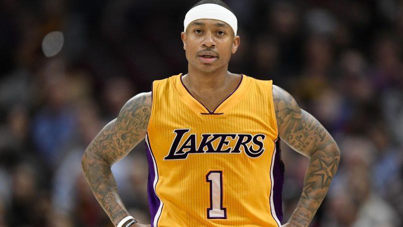 Isaiah Thomas Los Angeles Lakers
