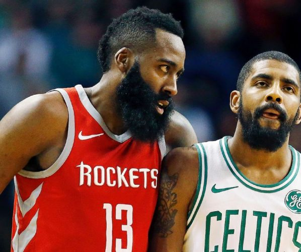 James Harden Kyrie Irving Recap