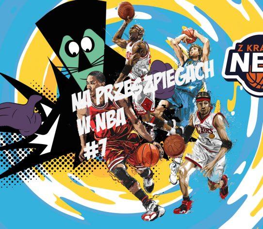 Na przeszpiegach w NBA