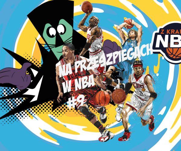 Na przeszpiegach w NBA 9
