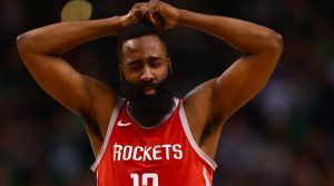 James Harden: Mistrz w regular season, uczeń w playoffs