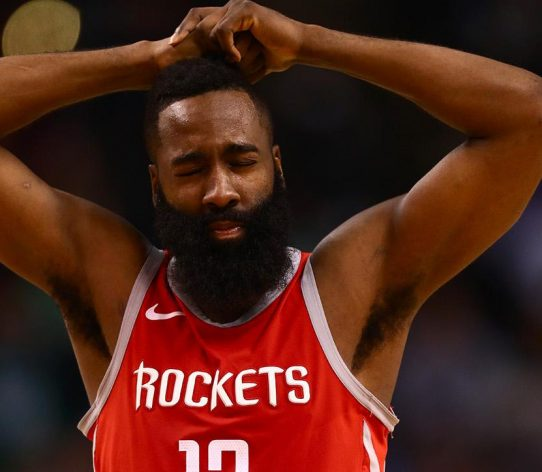 James Harden Rockets