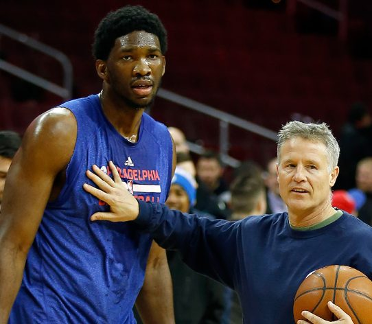 Embiid Brown Sixers