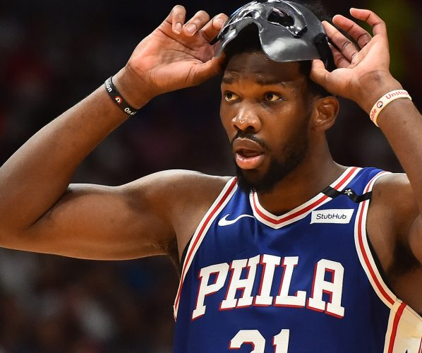 Embiid Philly