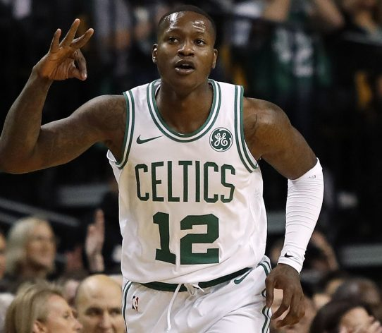 Rozier Celtics bucks