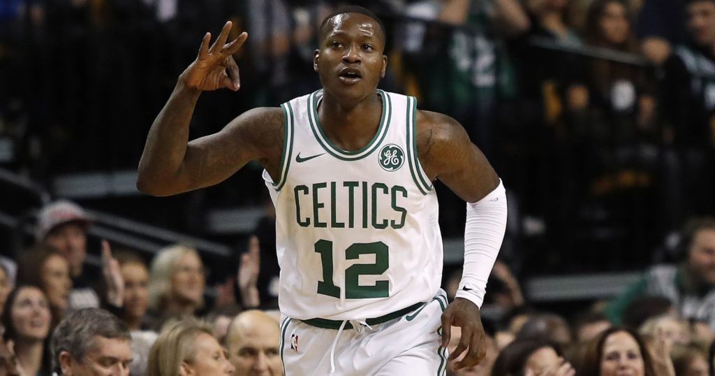 Rozier Celtics bucks