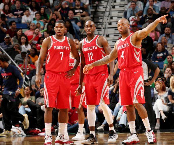 Houston Rockets Mbah-a-Moute