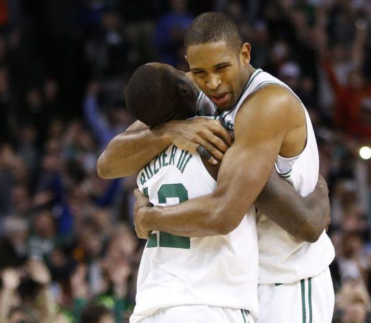Horford Rozier Celtics