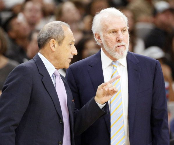 Messina Popovich Spurs
