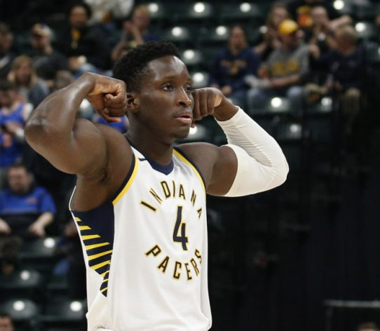 Pacers Oladipo