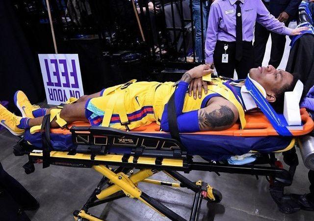 Patrick McCaw Injury