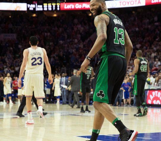 Morris Celtics Sixers