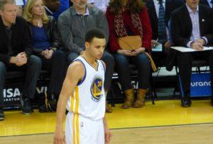 Curry po kontuzji Thompsona: Było wiele łez