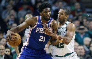 Rywlizacja Sixers – Celtics – Zarychta na Solo