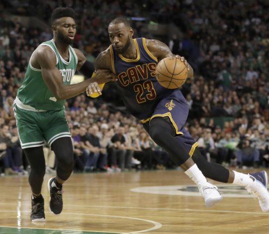 Brown Celtics LeBron Cavs