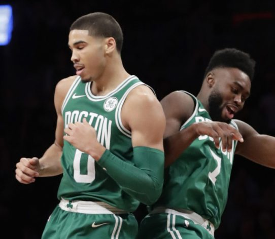Tatum Brown Celtics