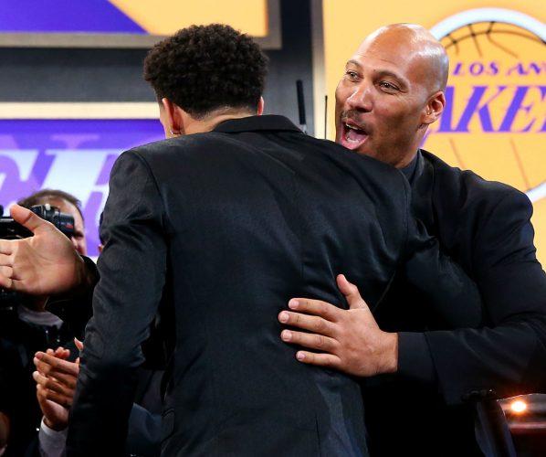 LaVar Lonzo Ball Lakers