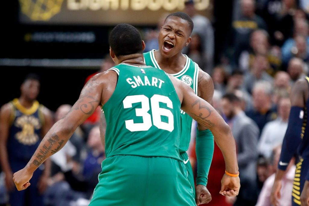 Rozier Smart Celtics