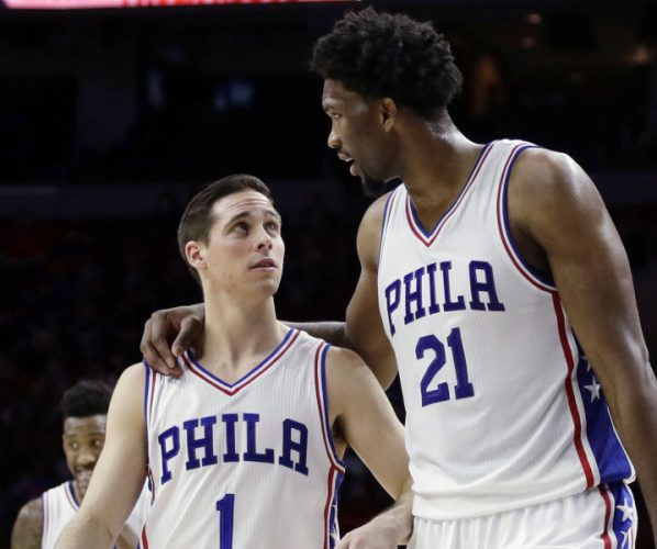 Embiid McConnell Sixers