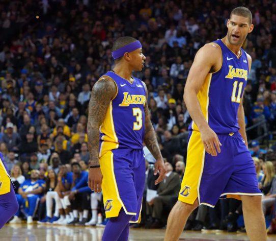 Thomas Lakers offseason