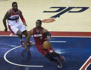 Wade: Tylko w stroju Heat czuję się dobrze