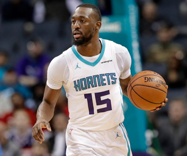 Kemba Walker Mavericks