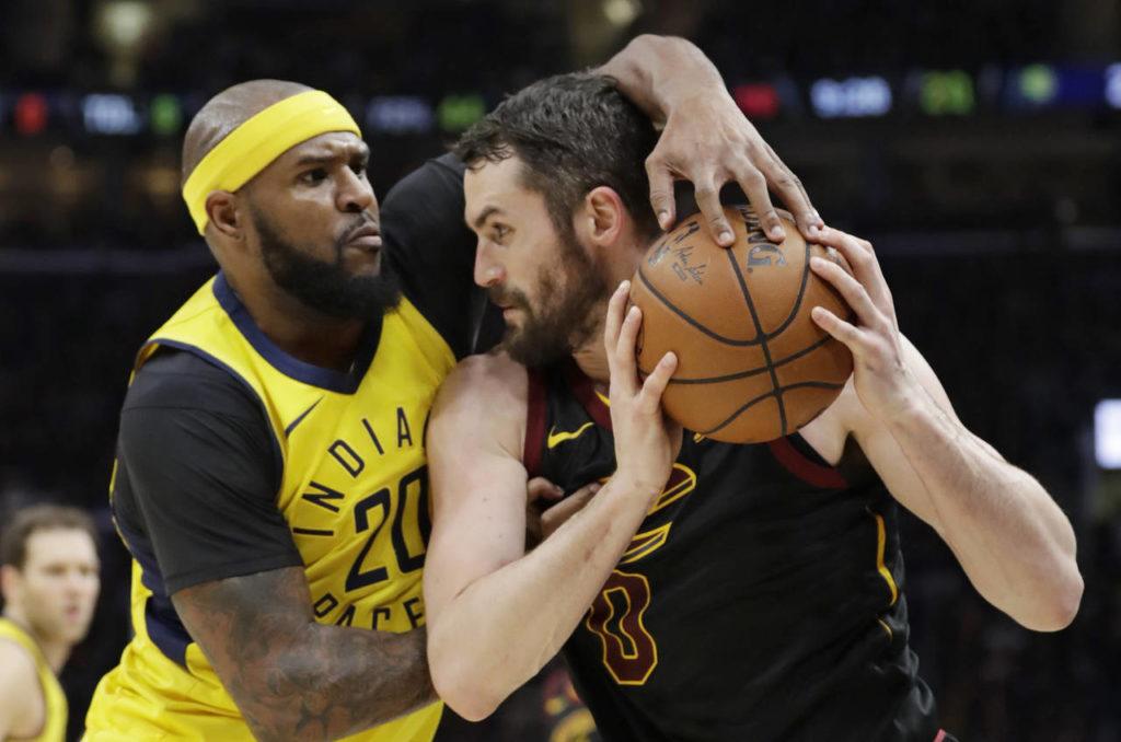 Booker Love Cavaliers