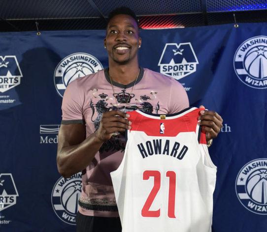 Dwight Howard Wizards