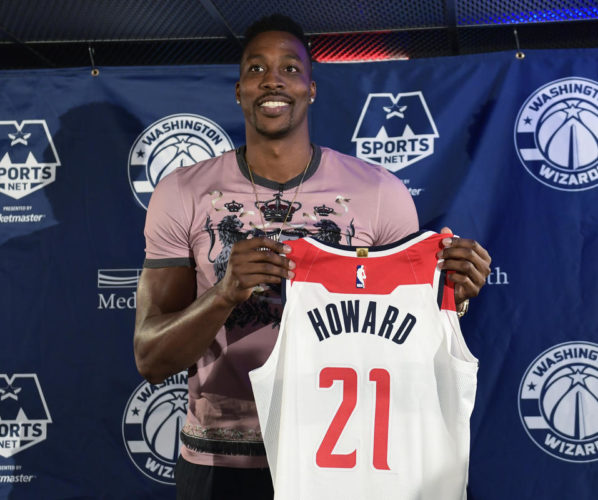Dwight Howard Wizards