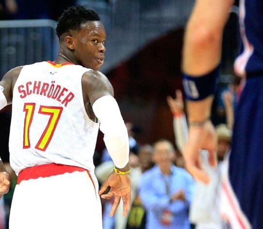 Dennis Schroeder Hawks