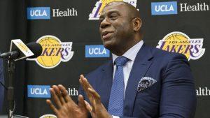 Los Angeles Lakers wstrzymują rozmowy z Pelicans