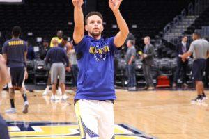 Kto nie lubi Stephena Curry'ego?