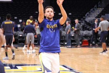 Fantastyczny mecz i rekord kariery Stephena Curry'ego