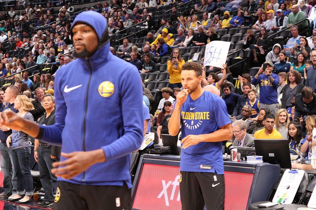 Kevin Durant z nową umową od Warriors