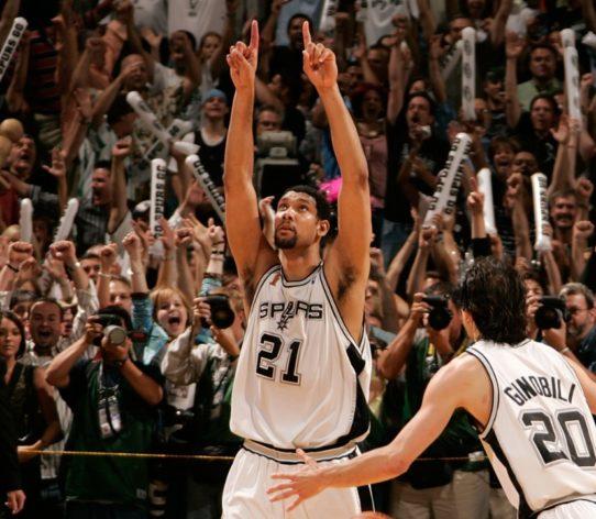 Duncan Spurs