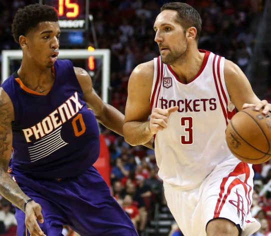 Ryan Anderson Marquese Chriss Rockets Suns