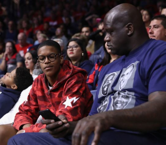 Shareef Shaquille O'Neal