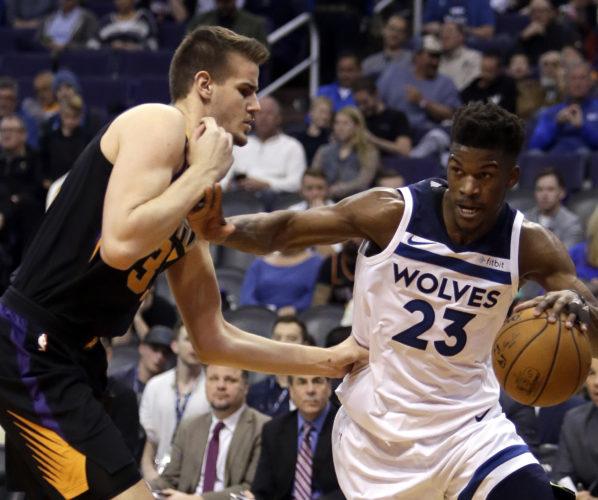 Jimmy Butler Suns