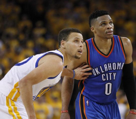 Curry Westbrook MVP