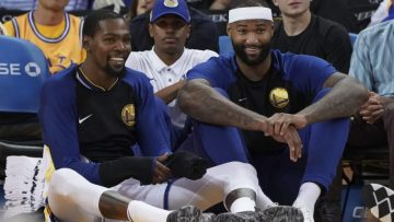 DeMarcus Cousins nagrodą pocieszenia Knicks?